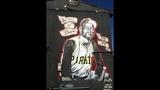 Photos: Roberto Clemente mural vandalism - (3/5)