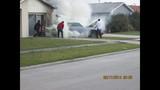 Photos: Car with race car engine crashes into home - (4/6)