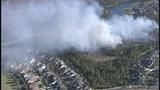 Photos: Avalon Park brush fire - (6/9)