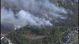 Photos: Avalon Park brush fire - (1/9)