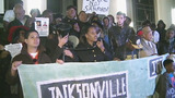 Photos: Michael Dunn verdict protests - (5/7)