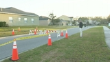 Photos: Clermont sinkhole closes street - (10/20)