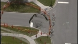 Photos: Clermont sinkhole closes street - (14/20)
