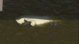 Photos: Boater missing after crash on Lake Jesup - (7/7)
