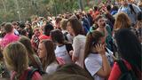 Photos: Lake Mary H.S. students evacuated… - (10/15)