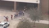 Photos: Lake Mary H.S. students evacuated… - (15/15)