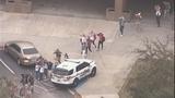 Photos: Lake Mary H.S. students evacuated… - (8/15)