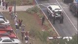 Photos: Lake Mary H.S. students evacuated… - (14/15)