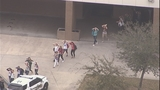 Photos: Lake Mary H.S. students evacuated… - (5/15)