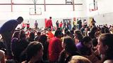 Photos: Lake Mary H.S. students evacuated… - (2/15)