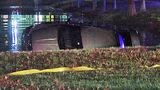 Photo: Woman crashes car into pond - (4/9)