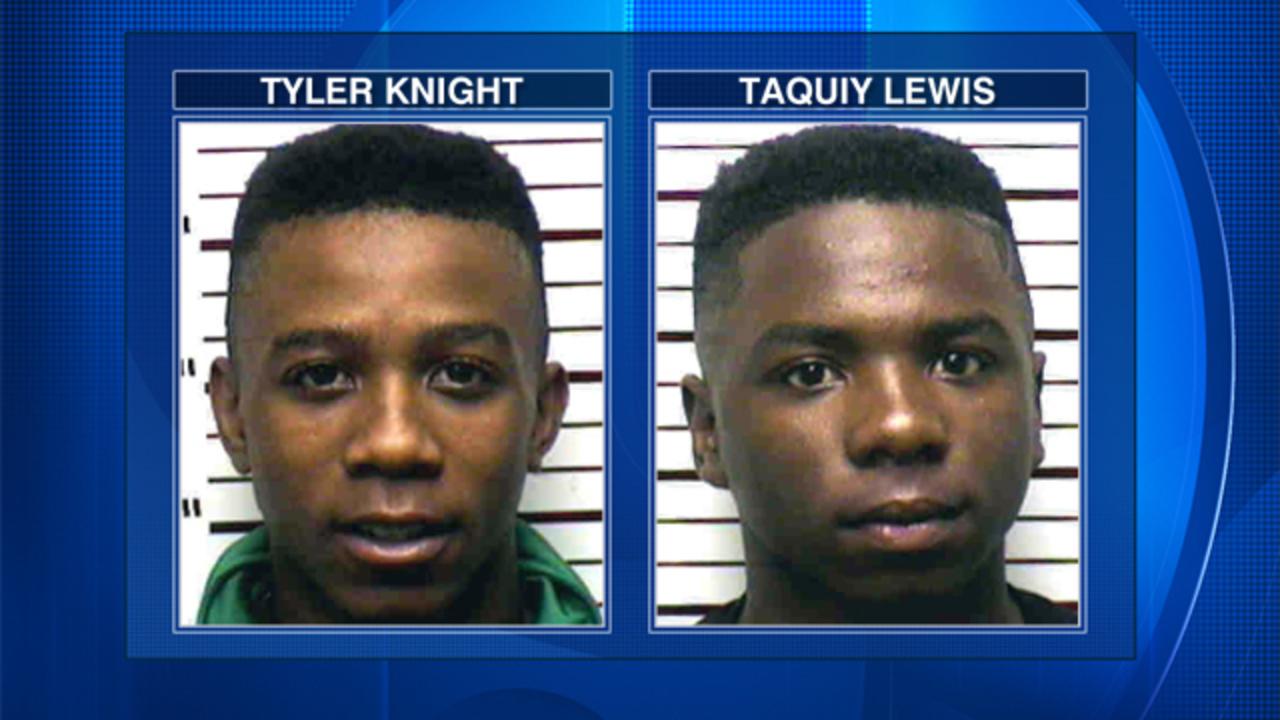 Cops: Teens accused of killing fellow gang member in Polk