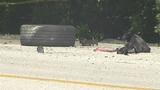 Photos: Fatal fiery crash on A1A in Brevard County - (3/10)