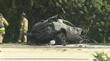 Photos: Fatal fiery crash on A1A in Brevard County - (8/10)