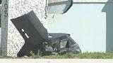Photos: Fatal fiery crash on A1A in Brevard County - (7/10)