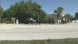 Photos: Fatal fiery crash on A1A in Brevard County - (9/10)