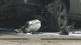 Photos: Fatal fiery crash on A1A in Brevard County - (2/10)
