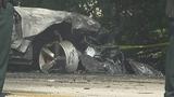 Photos: Fatal fiery crash on A1A in Brevard County - (10/10)