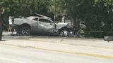 Photos: Fatal fiery crash on A1A in Brevard County - (6/10)