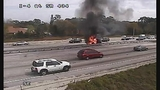 Photos: I-4 and SR-434 car fire - (10/10)