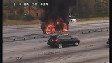 Photos: I-4 and SR-434 car fire - (3/10)