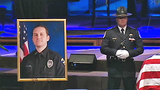 Photos: Funeral service for Officer Robert German - (3/25)