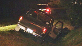 Photos: Man drives stolen truck into cop car - (8/8)