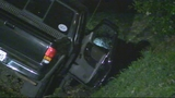 Photos: Man drives stolen truck into cop car - (6/8)