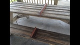 Photos: Picnic tables meant to ward off sleepers - (2/6)