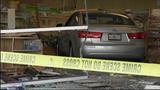 Photos: Car crashes into Brevard Hallmark - (2/10)