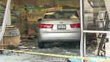 Photos: Car crashes into Brevard Hallmark - (4/10)