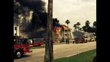 Photos: Lightning sparks apartment fire - (9/14)