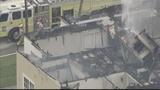Photos: Lightning sparks apartment fire - (12/14)