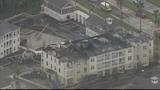 Photos: Lightning sparks apartment fire - (4/14)