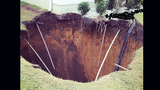 Photos: Sinkhole opens up in The Villages - (2/9)