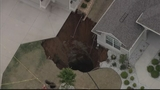 Photos: Sinkhole opens up in The Villages - (9/9)