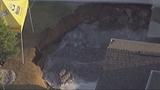 Photos: Villages sinkhole opens up again - (1/12)