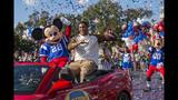 Celebrity Sightings at Walt Disney World - (8/10)