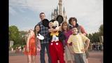 Celebrity Sightings at Walt Disney World - (5/10)
