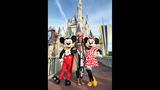 Celebrity Sightings at Walt Disney World - (7/10)