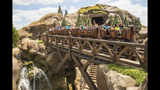 Seven Dwarfs Mine Train at Magic Kingdom - (10/12)