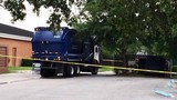Photos: Orlando garbage truck fatal - (2/4)