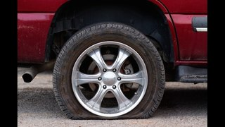 Toyota of Orlando helps you change a flat tire!