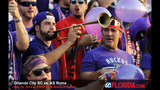 AS Roma visits Orlando City SC - (9/25)