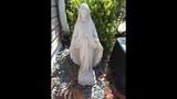 Photos: Controversial Virgin Mary statue - (1/3)