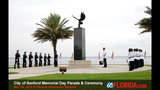 Sanford Memorial Day Remembrance Ceremony - (12/25)