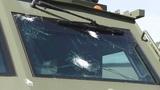 SWAT vehicle shot at_5332193