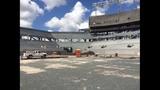 Photos: Citrus Bowl renovation reaches midpoint - (1/21)