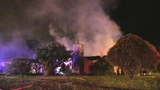 Photos: Denton Circle house fire - (8/8)