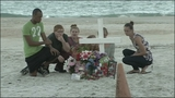 Photos: Oceanside memorial for woman killed… - (5/10)